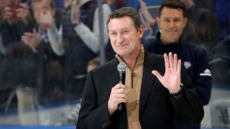 Wayne Gretzky Will Reportedly Headline TNT's NHL Studio Show After Leaving The Oilers