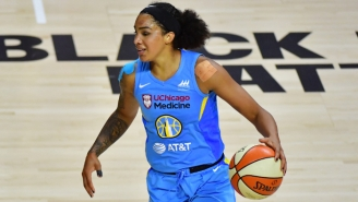 Gabby Williams Is Being Traded To The Los Angeles Sparks, But Can't Play Until 2022
