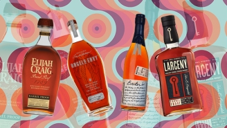 These High Proof Bourbons Bring The Heat While Expanding Your Palate