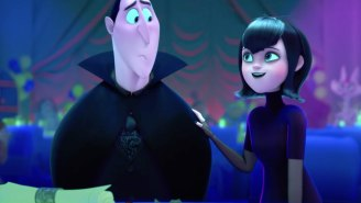 The 'Hotel Transylvania 4' Trailer Doesn't Have Adam Sandler, But It Does Have Andy Samberg As A Dragon-Monster