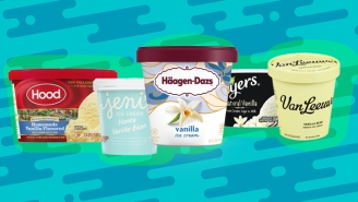 The Best Store Bought Vanilla Ice Creams, Blind Taste-Tested And Ranked