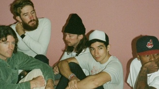Turnstile Unleash The Blistering New Track, 'Fly Again'