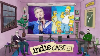 Why Is Morrissey So Mad At 'The Simpsons'?