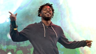 Isaiah Rashad Once Wrecked Top Dawg's Car But Got It Fixed Before He Found Out