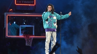 J. Cole Reflects On Playing Pro Basketball In Africa: 'I Plan To Get Better'
