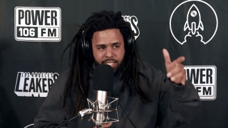 J. Cole Takes On Two Decades Of Classic Hip-Hop Beats In His Incendiary LA Leakers Freestyle