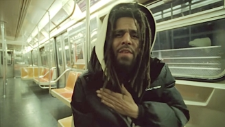 J. Cole Tours New York City In His Gritty 'Applying Pressure' Video
