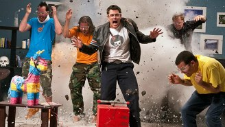The 'Jackass' Shark Week Special Is Going To Be Must-Watch Summer Television