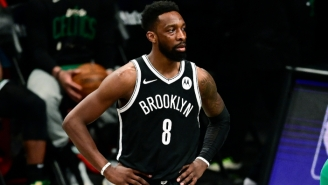 The Nets Won't Have Jeff Green For At Least 10 Days Due To A Foot Injury