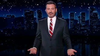 Jimmy Kimmel Roasts The GOP For Ousting Liz Cheney: 'I Thought These Guys Hated Cancel Culture'