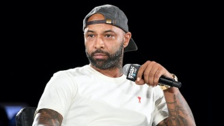A Joe Budden Podcast Network Contributor Accuses The Former Rapper Of Sexual Harassment