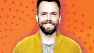 Joel McHale On The Best Wedding Cake He's Ever Had And His New Show, 'Crime Scene Kitchen'