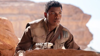 John Boyega Would Consider Returning To 'Star Wars' If Kathleen Kennedy, J.J. Abrams, And 'The Team' Are Involved