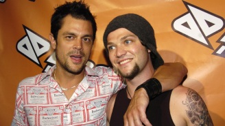 Johnny Knoxville Became Emotional While Discussing His 'Jackass' Co-Stars' Struggles With Addiction