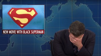 Colin Jost And Michael Che Swapped Crude Jokes And Blasted Congress On 'SNL Weekend Update'