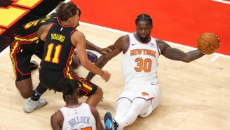 Atlanta Hawks Vs. New York Knicks Game 2 TV Info, Betting Lines, And Player Scoring Props