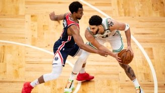 Jayson Tatum's 50-Point Outburst Led The Celtics To A Play-In Win Over The Wizards