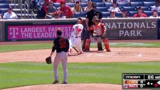 Nats Outfielder Juan Soto Turned A Fortunate Bounce Into Disaster Thanks To A Horrifying Base Running Blunder