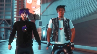 Juice WRLD Battles A Demon Army With Lil Uzi Vert In Their Animated 'Lucid Dreams' Remix Video