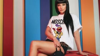 Kacey Musgraves Is The Face Of Moschino's New 'Sesame Street' Collaboration