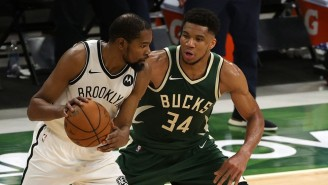 Giannis Antetokounmpo Out-Dueled Kevin Durant In A Bucks-Nets Instant Classic