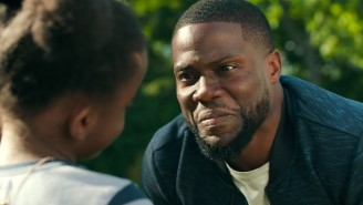 Kevin Hart Will Get Serious With A Dramatic Role In 'Fatherhood' On Netflix This June
