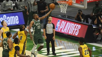 Khris Middleton's Late Jumper Helped The Bucks Knock Off The Heat In A Game 1 Overtime Thriller
