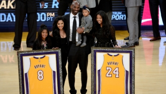 Vanessa Bryant Celebrated Kobe With A Beautiful Hall Of Fame Speech: 'I Love You Forever And Always'