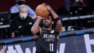 The Nets Clinched The 2-Seed In The East As Kyrie Irving Finished The 13th 50/40/90 Season In NBA History