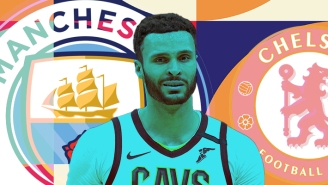 Chelsea Supporter Larry Nance Thinks The Team Is 'Playing With House Money' Ahead Of The Champions League Final