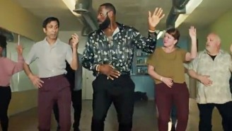 LeBron James Imagines Life As A Salsa Dance Instructor In A New Mountain Dew Ad