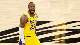 LeBron James Has A Message For Everyone Making Old Jokes About The Lakers