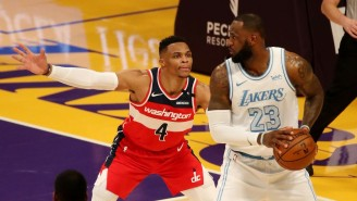 LeBron James Seems Pretty Excited About Russell Westbrook's Trade To The Lakers