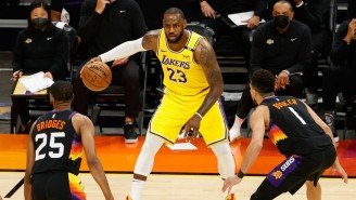 LeBron James Rips Into The NBA For The Increase In Injuries: 'They All Didn't Want To Listen To Me About The Start Of The Season'
