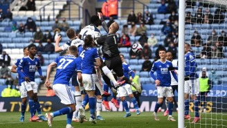Leicester City Missed The Champions League After Their Goalie Punched The Ball Into His Own Goal