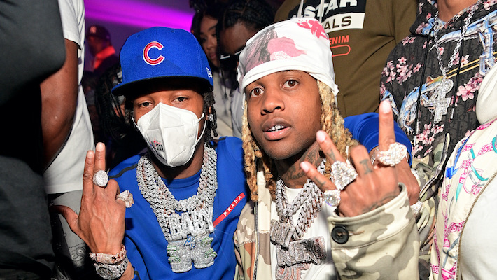 """Lil Baby and Lil Durk — """"Hats Off"""" Feat. Travis Scott"""