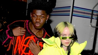 Lil Nas X Admits He Thought Billie Eilish Winning A Grammy Over Him Wasn't 'Fair'
