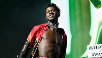 Lil Nas X Says He's No Longer 'Afraid' Of Alienating His Straight Fans