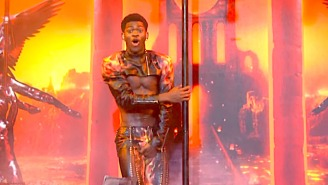 Lil Nas X Discusses His 'SNL' Wardrobe Malfunction On 'The Tonight Show': 'Boom, I Feel Air'