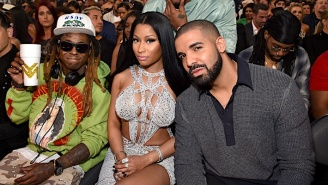 Nicki Minaj Reflects On Her Relationships With Drake And Lil Wayne In A New 'Seeing Green' Video