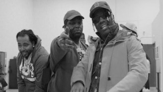 Lil Yachty, Icewear Vezzo, And Rio Da Yung OG Serve Up A Greyscale Video For The Hard-Hitting 'Plastic'