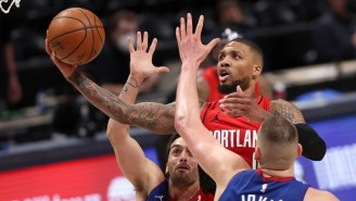 Damian Lillard Has Apparently Told The Blazers He 'Wants Upgrades' To The Roster