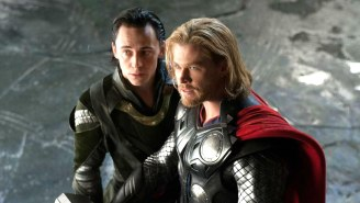 Chris Hemsworth Celebrates 10 Years Of 'Thor' By Remembering When He And Tom Hiddleston Were 'No-Names'