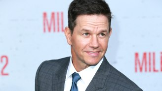 Mark Wahlberg Shared Before-And-After Photos Of His 20-Pounds-In-Three-Weeks Weight Gain