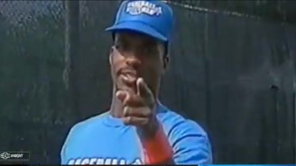 Fred McGriff Admitted He's Never Seen The Tom Emanski Drills Video He Did The Legendary Promo For