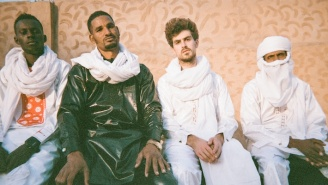 Niger-Based Artist Mdou Moctar Uplifts Women On The Ripping Psychedelic Rocker 'Taliat'