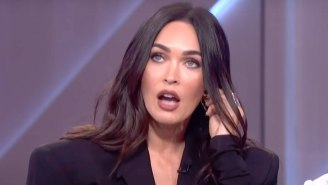 Megan Fox Delighted Kelly Clarkson With Her Spot-On Britney Spears Impression