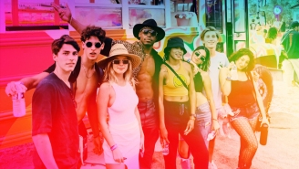 Photos From Miami's III Points X Secret Project Prove That Festival Style Is Back In Full Swing