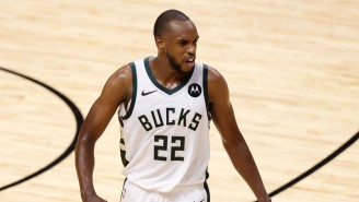 Khris Middleton Caught Fire Late To Lead The Bucks To A Game 3 Win In Atlanta