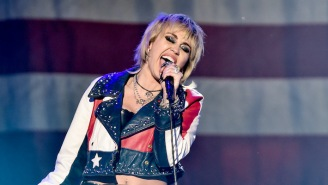 Miley Cyrus Posted A Savage Takedown For The Men Who Only Praise Her Classic Rock Covers